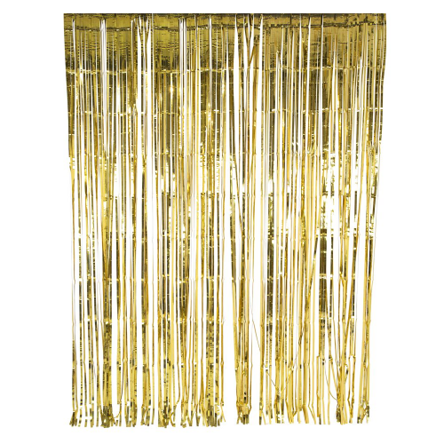 Парти декорация, Gold Curtain