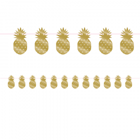 Gold Pineapple, Парти банер
