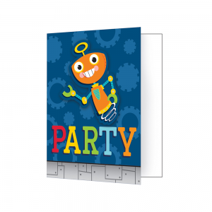 Party Robots, Покани за парти